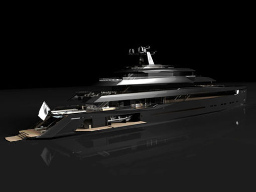 SUPERYACHT 80M