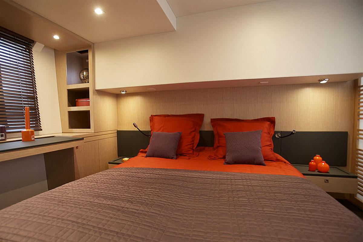 garcia trawler 54 darnet design. Black Bedroom Furniture Sets. Home Design Ideas