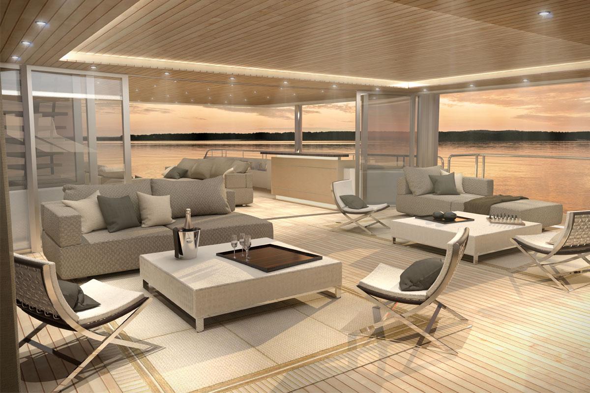 sunrise 52m darnet design. Black Bedroom Furniture Sets. Home Design Ideas